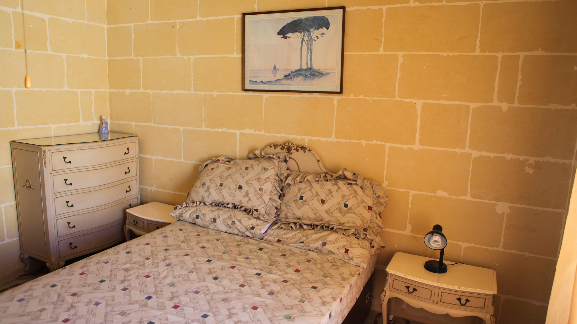 First bedroom Gozo Vacation
