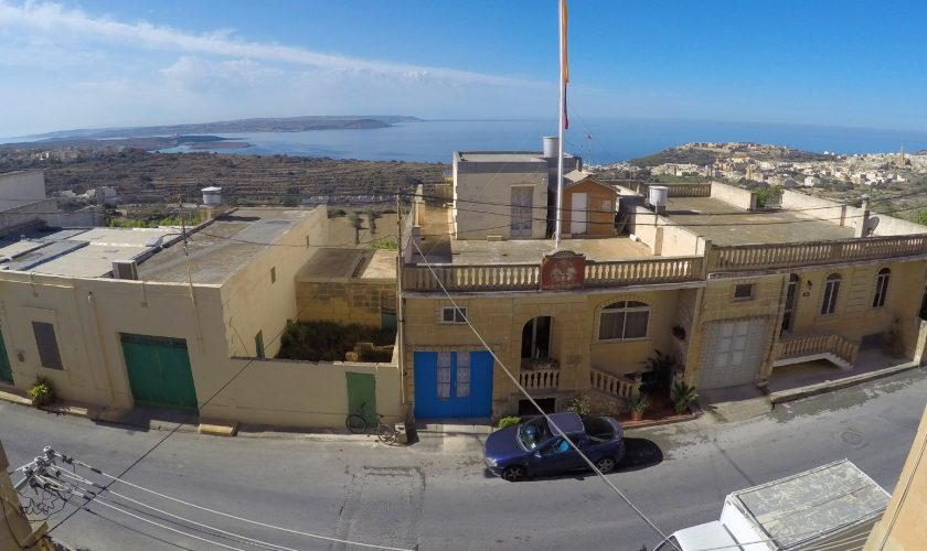 Roof view Gozo Vacation
