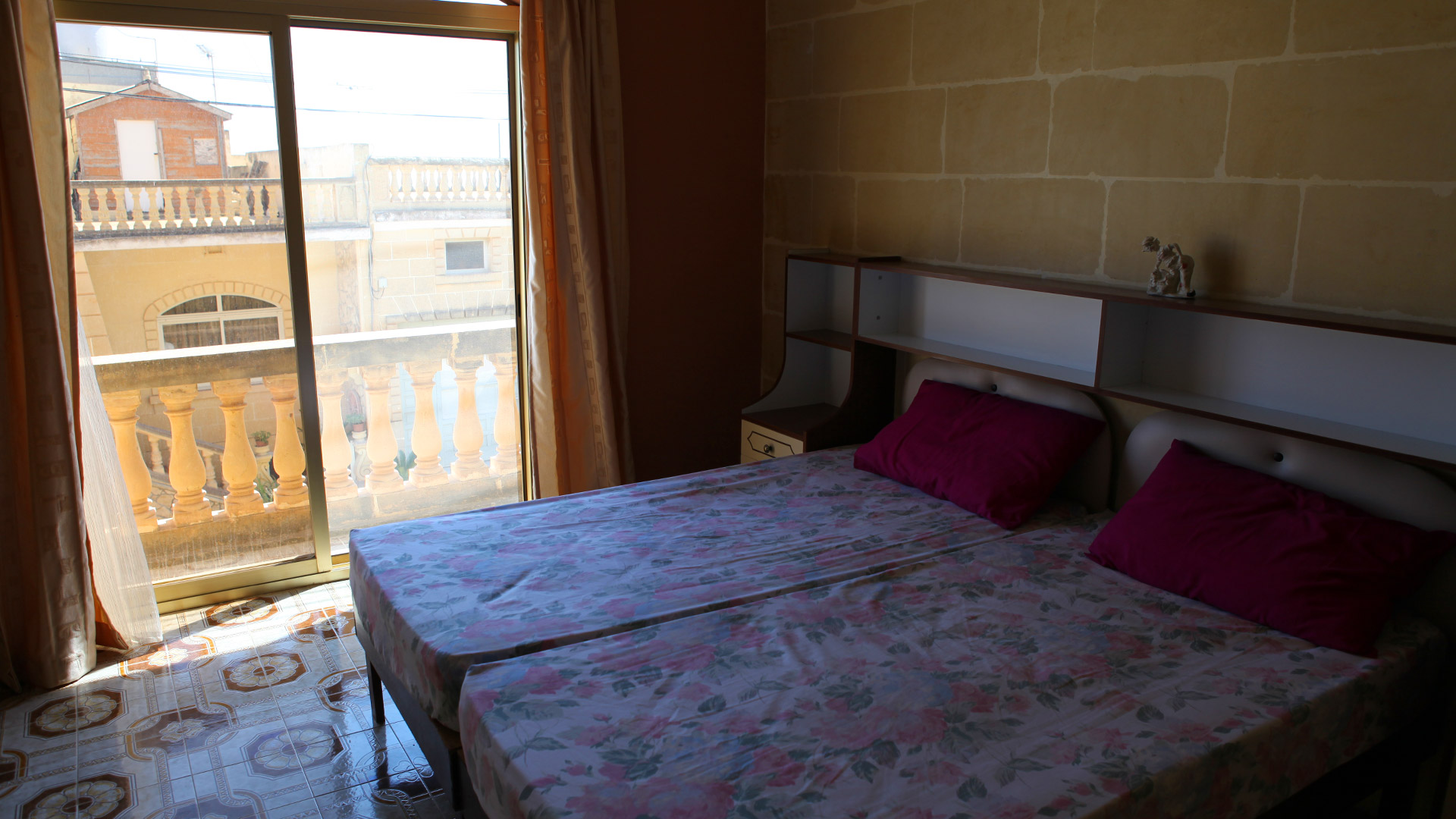 Second bedroom Gozo Vacation